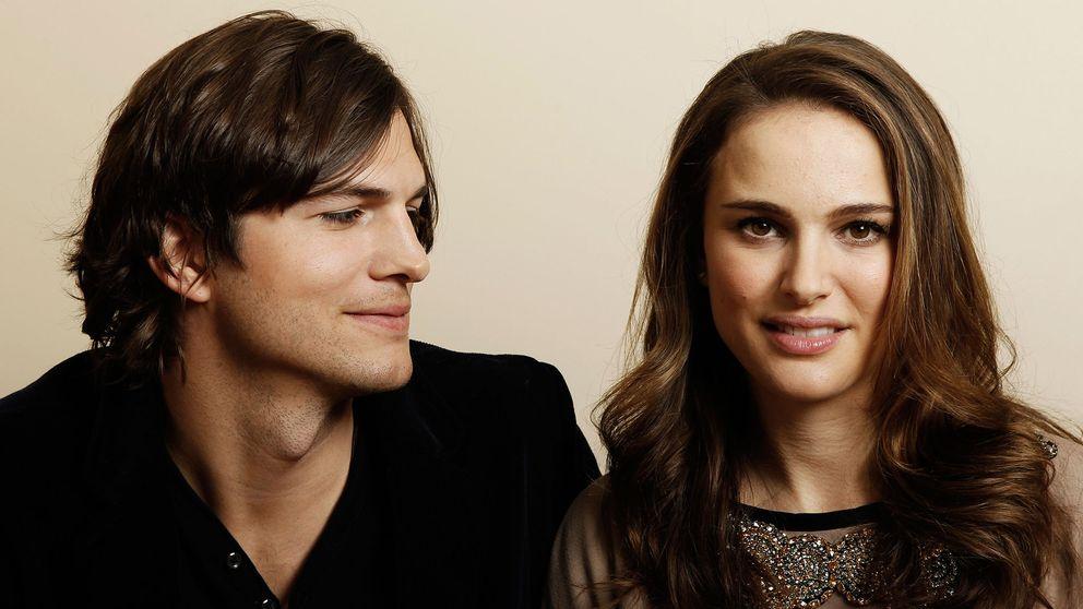 Ashton Kutcher och Natalie Portman