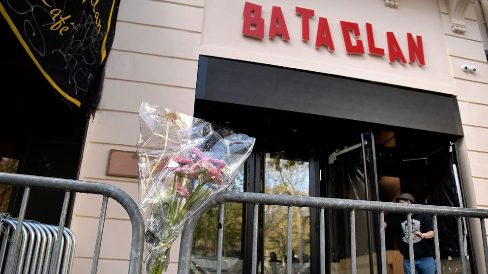 130 personer dödades vid terrordåden i Paris.