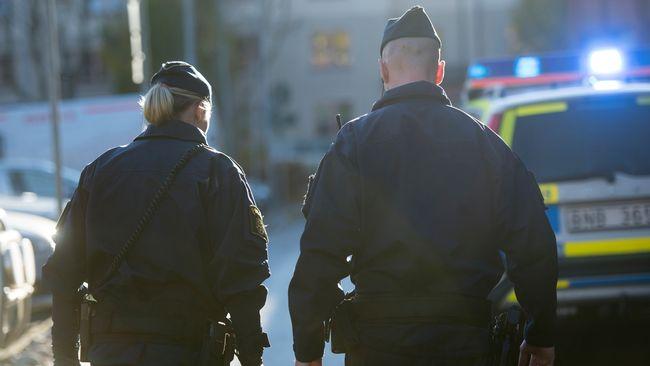Fördubbling av antalet poliser som säger upp sig