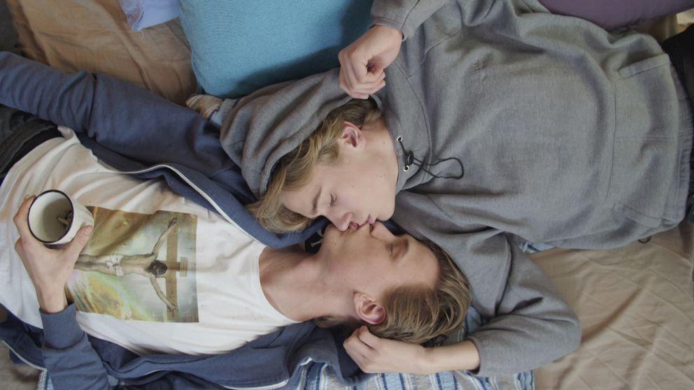 Even och Isak i den norska TV-serien Skam