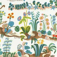 Josef Franks mönster Primavera