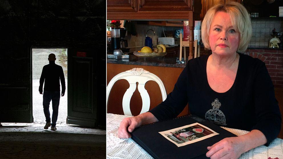 Hennes dotter mördades av en man som var ute på permission.