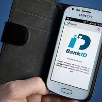 Tusentals blockerade från bank-id