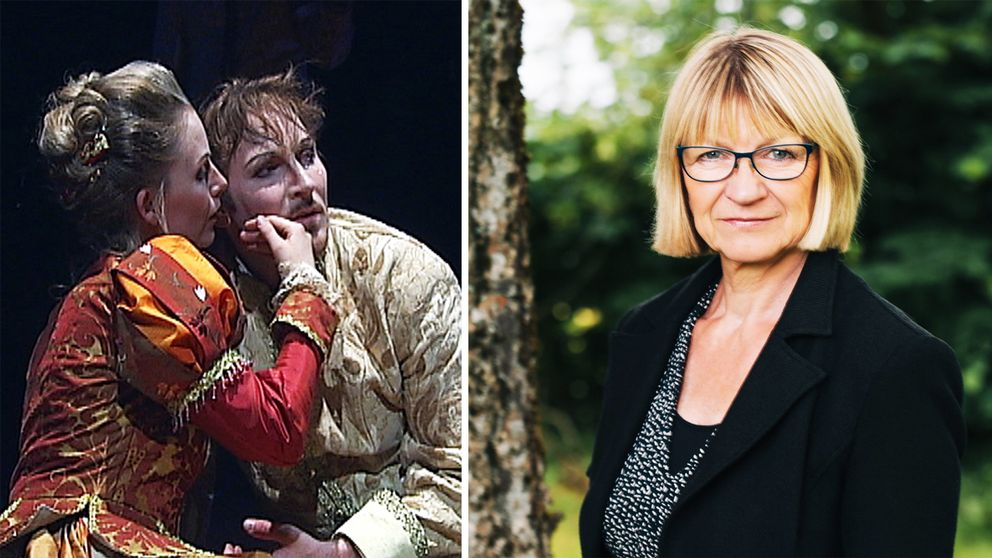Inger Hallström Stinnerbom är nominerad till Årets Kulturmappie