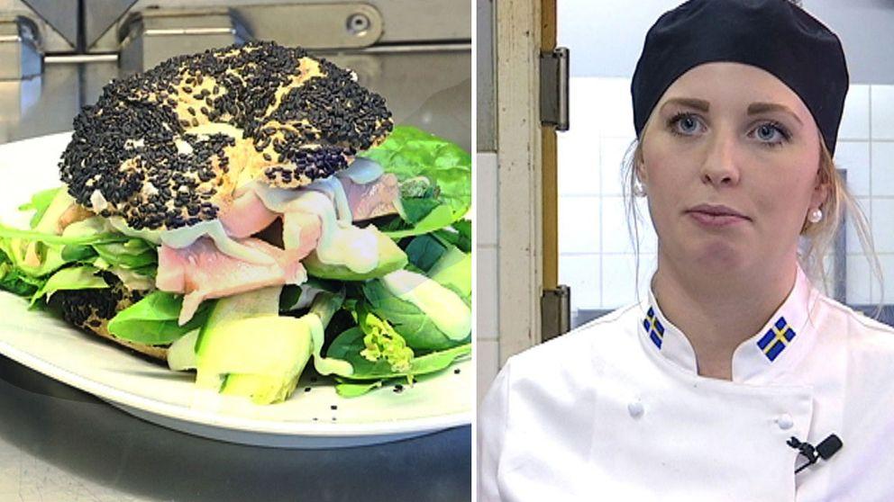 Frida Lundh från Mörrum vann mack-SM.