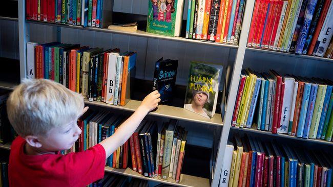 Stadsbiblioteket slår rekord