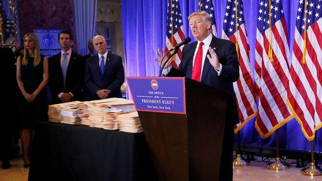 Amerikanska presskåren till attack mot Trump