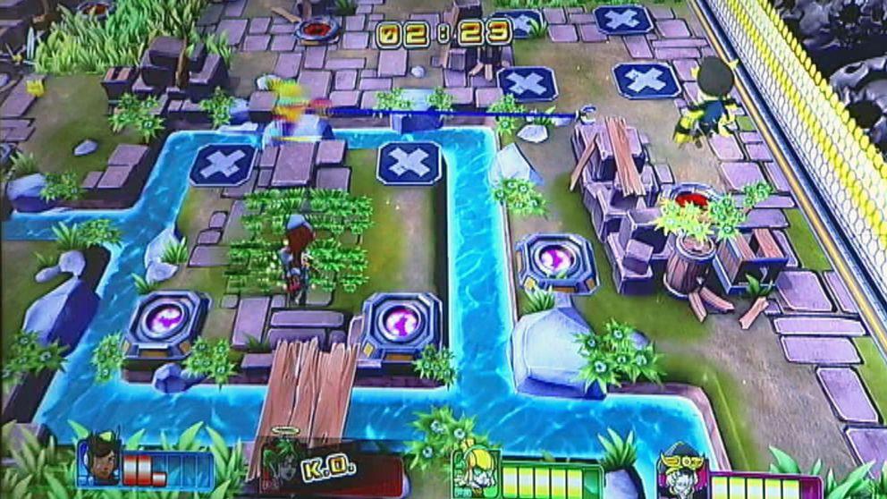 playstatiom 4 spel barn