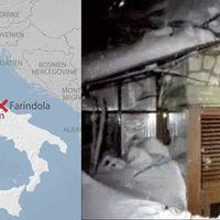 Många döda i lavin i Italien