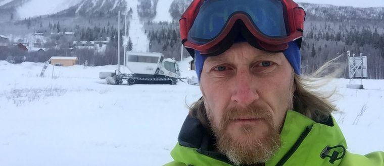 Dan Forsslund kittelfjäll ski lodge