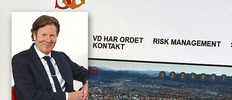 Björn Ryd - på tre kommunala vd-stolar samtidigt. Om hans fallskärm blir utlöst kommer det kosta skattebetalarna strax under 3 miljoner.