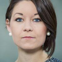 Maria Ferm MP gruppledare i riksdagen