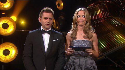Rickard Olsson och Marie Serneholt.