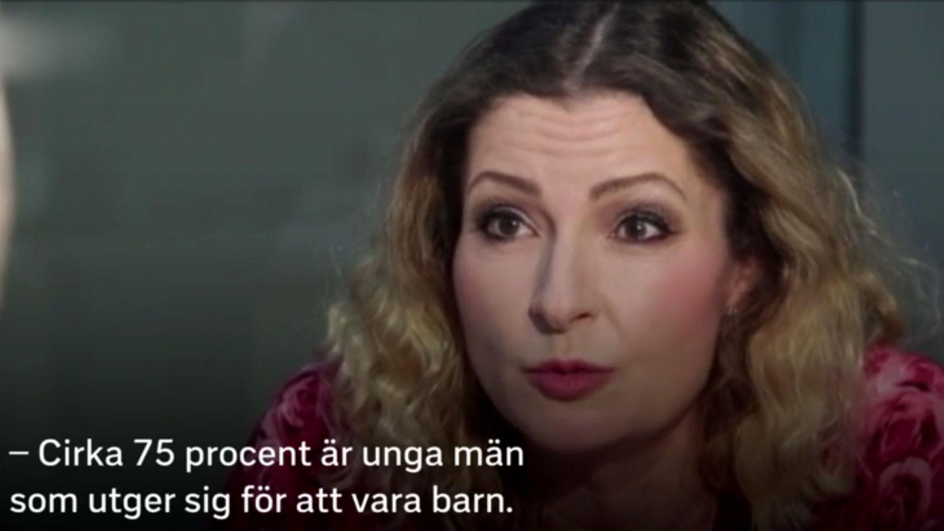 """""""Jag ljuger inte om bilden av Sverige""""  120766626ce95"""
