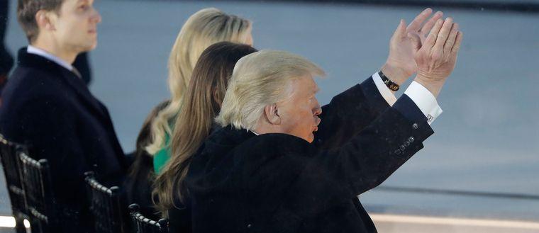 Donald Trump på galakonserten