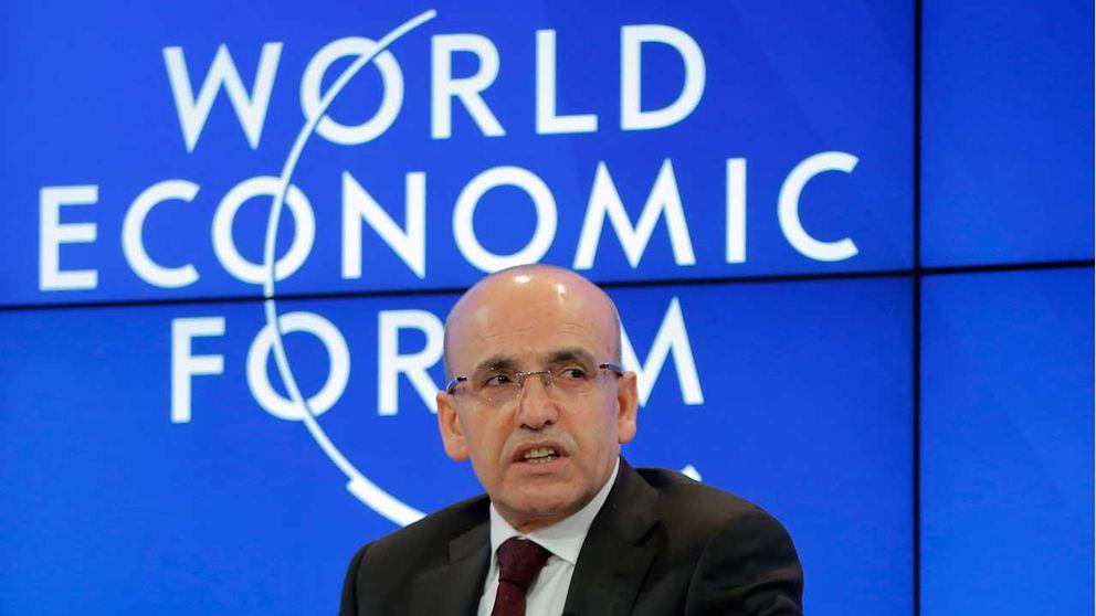 Mehmet Simsek, Turkiets premiärminister.