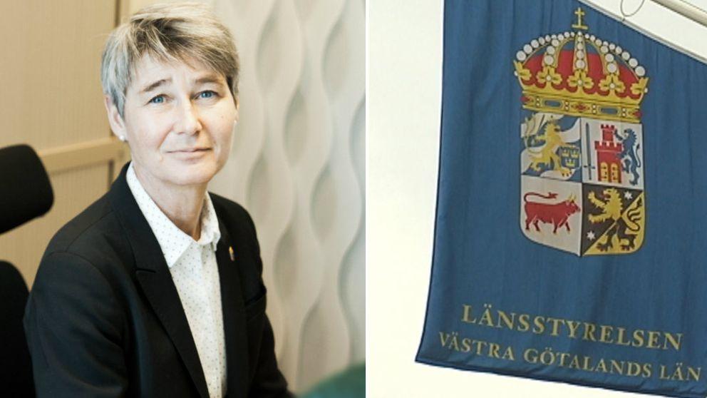 Lisbeth Schultze tar tillfälligt över som landshövding