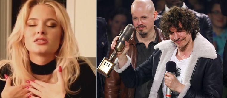 Zara Larsson och Håkan Hellström vann pris på P3 Guld-galan.