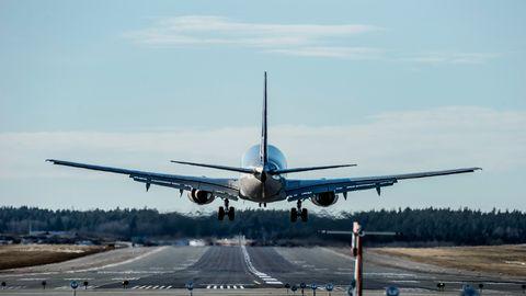 flygplats flygplan