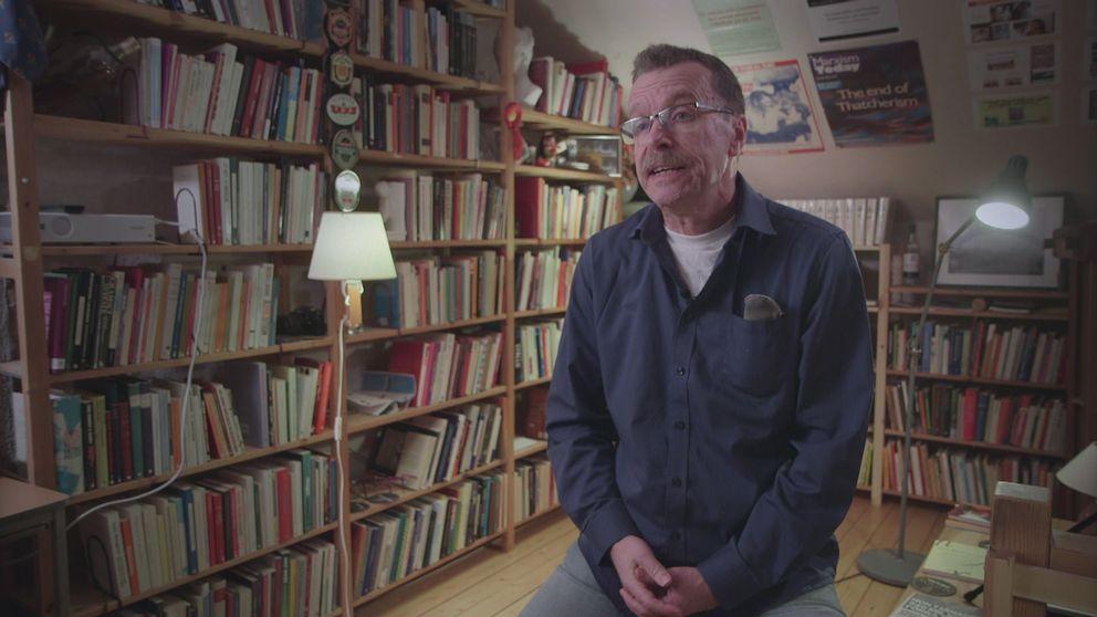 Mikael Stigendal, professor i sociologi på Malmö högskola