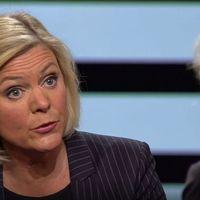 Finansministern Magdalena Andersson (S).