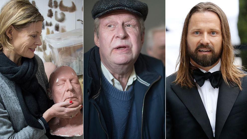 Bland de svenska nomineringarna finns dubbelnomineringen till En man som heter Ove samt musikproducenten Max Martinsomnomineras för bästa filmmusik.