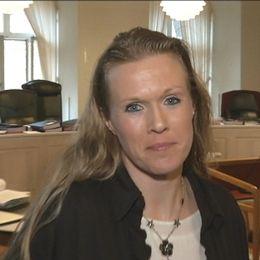 Ellinor Grimmark är nöjd med stödet från den amerikanska lobbyorganisationen Alliance Defending Freedom.