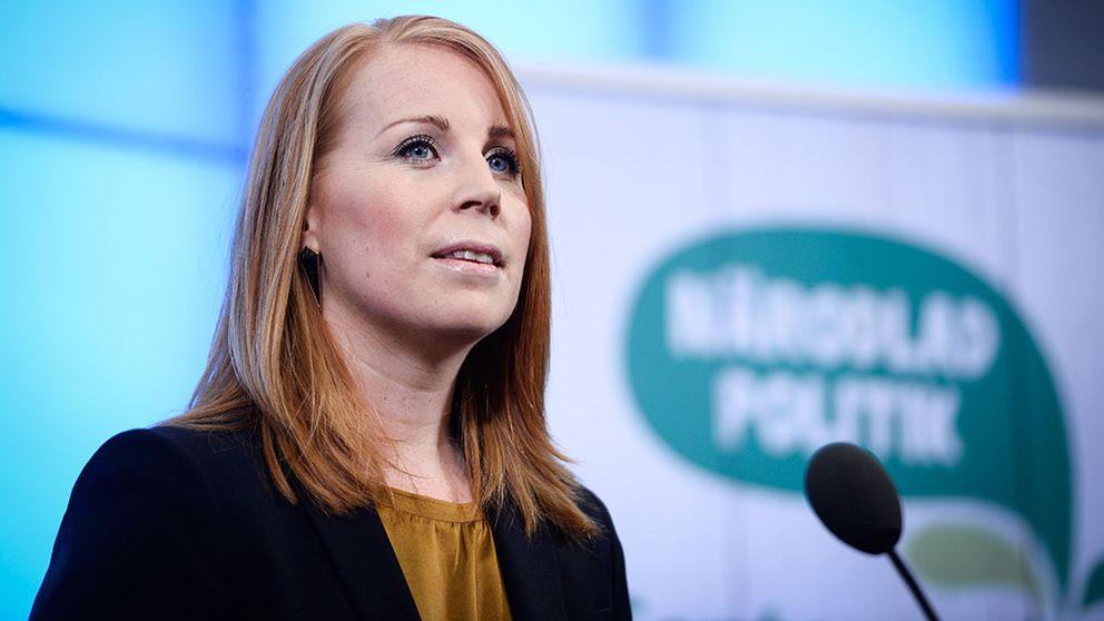 Störst förtroende för Annie Lööf
