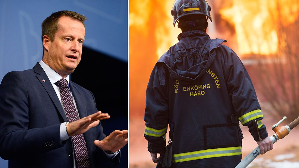 Missnöjet över det nya kollektivavtalet för deltidsbrandmän pyr runt om i hela Sverige.