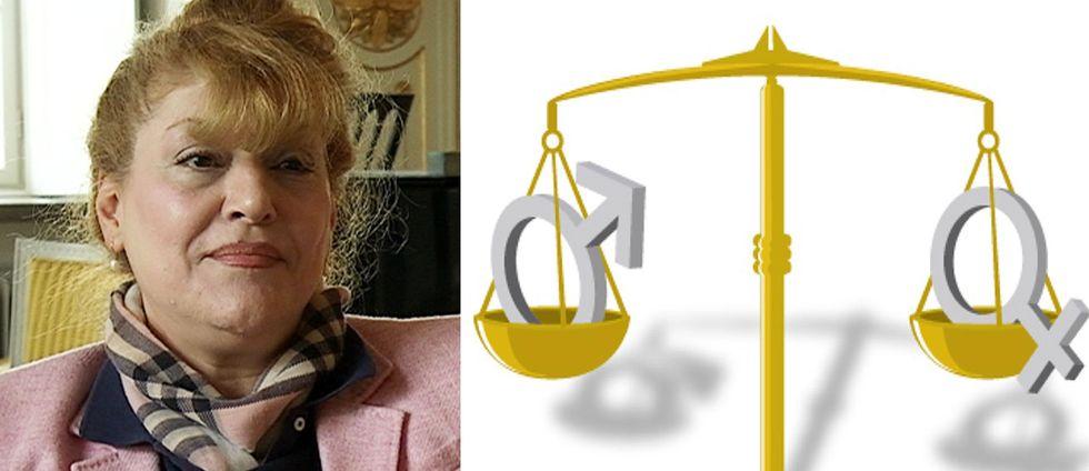 Minoo Akhtarzand bildar jämställdhetsråd i Västmanland