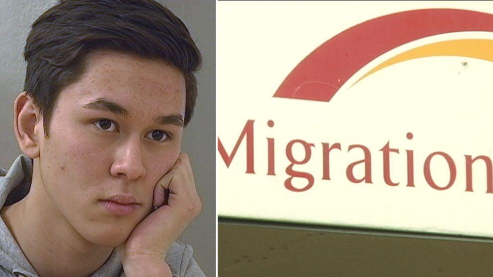 Migrationsverket särar på syskonen.