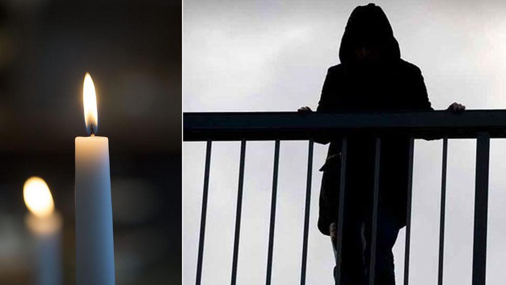 En asylsökande pojke tog livet av sig och ytterligare två ensamkommande försökte.