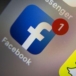 Facebook samarbetar med Uppsalapolisen