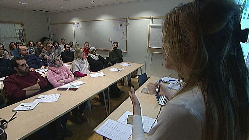 Kompletterande vårdutbildning på Universitetsjukhuset i Linköping