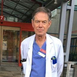 Olle Ringdén, professorn bakom Karolinskas senaste skandal.