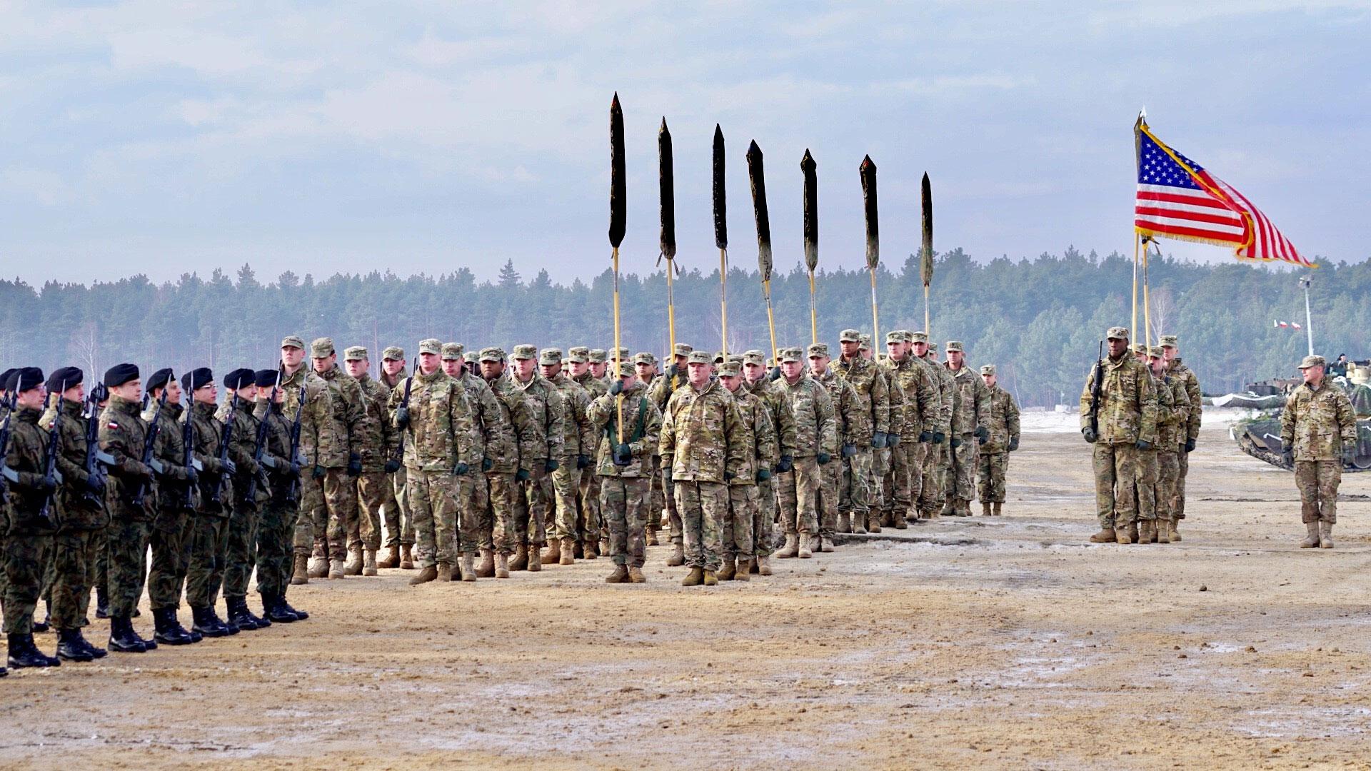 Ryska soldater ut ur baltikum