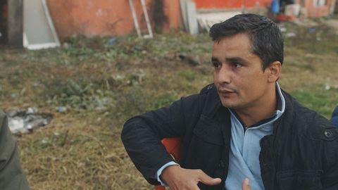 Arkitekten Subhash Adhikary säger till Uppdrag granskning att han och några likasinnade startade kampanjen Ingen skatt - inget Ncell tillsammans.