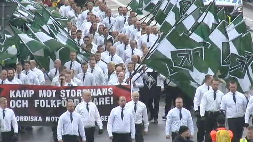 Nazistmarsch.
