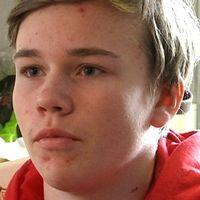 Idrotten är viktig för 14-årige Robin Anklev.