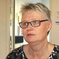 Anki Sandberg, ordförande för i Riksförbundet Attention