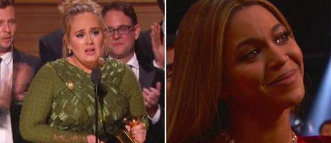 """Adele: """"Jag kan inte acceptera det här priset"""""""