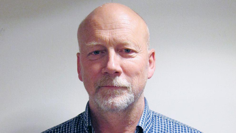 Jan Alsander, utbildningschef på Civilförsvarsförbundet.