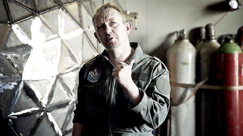 Peter Madsen: Amatörer i rymden