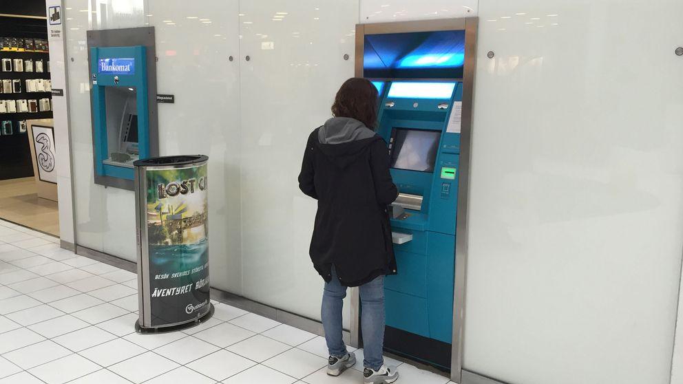 handelsbanken sätta in kontanter
