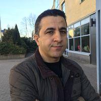 Dikran Ego, redaktör på Assyria TV.