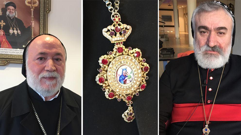 Ablahad Gallo Shabo, biskop i Sverige stödjer patriarken. Hazail Soumi, biskop i Belgien och Frankrike är en av de som nu kritiserar patriarken.
