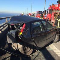 Olycka på Öresundsbron