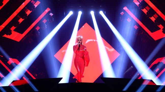 Jasmine Kara gör debut i Melodifestivalen med Gravity.