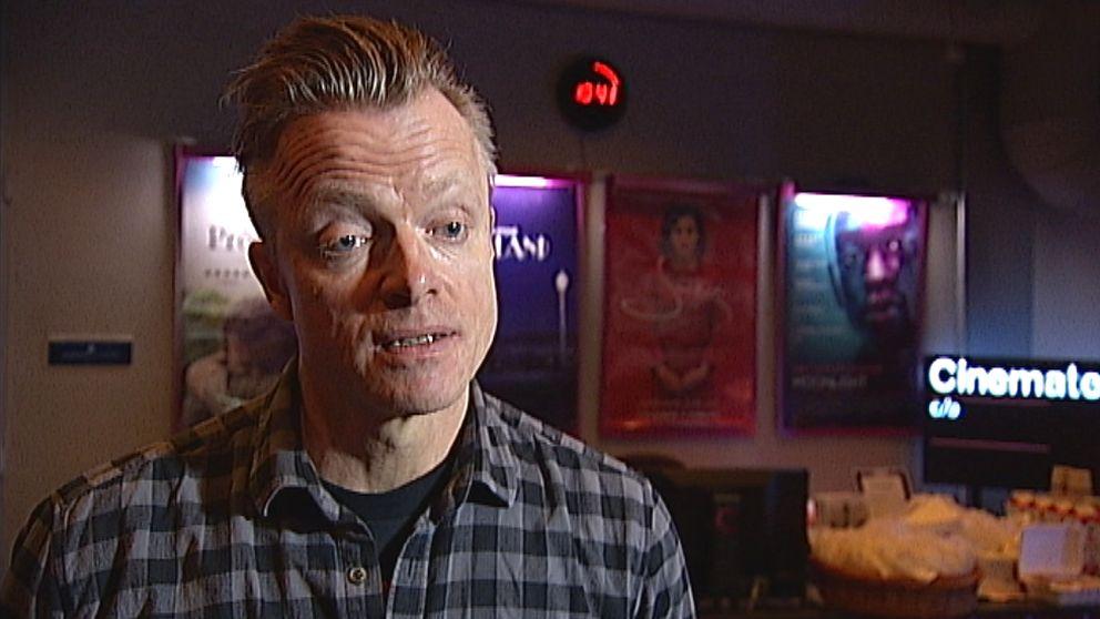 Ulf Dahlquist, forskningschef Statens Medieråd.
