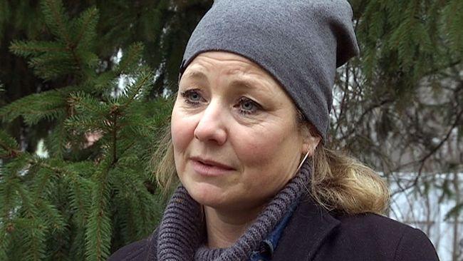 Matilda Brinck-Larsen säger upp sig i protest
